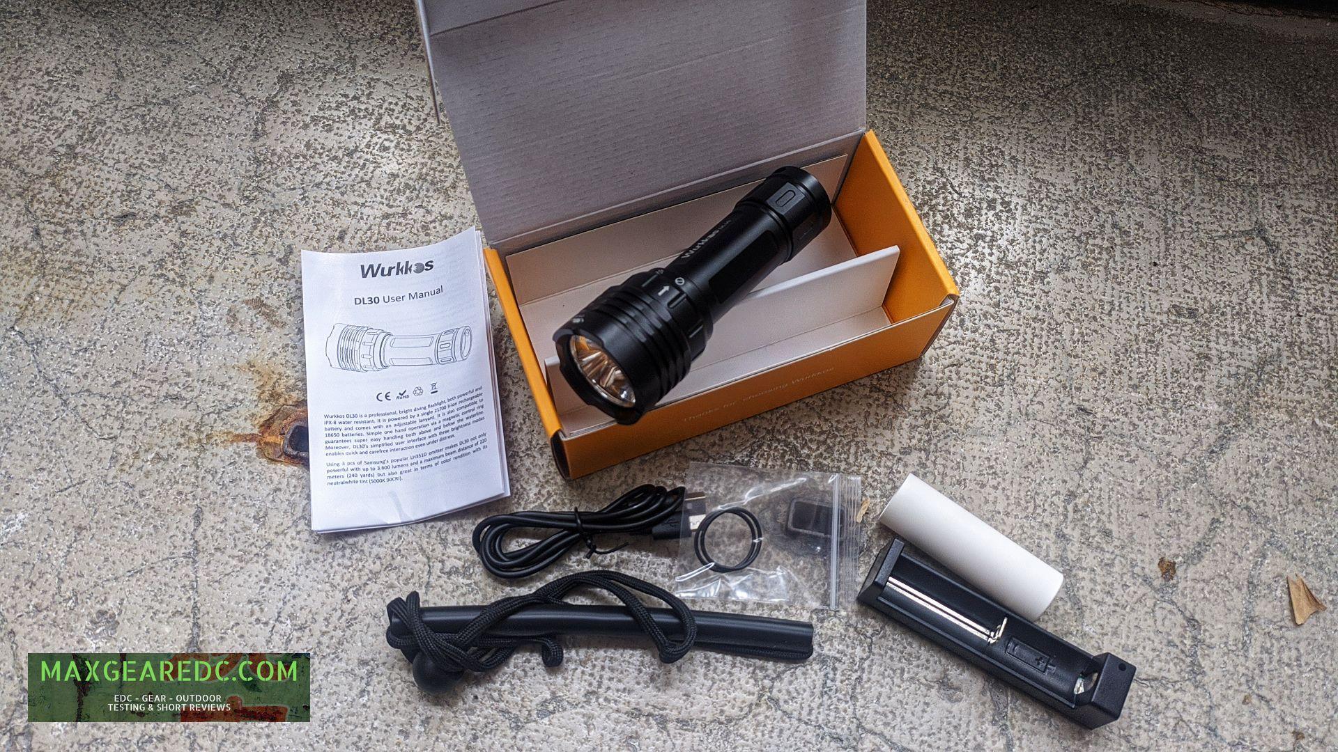 Wurkkos_DL30_Diving_Flashlight_Review_Aluminium_21700_maxgearedc.com_EDC_GEAR_OUTDOOR_TESTING_and_SHORT_REVIEWS_3