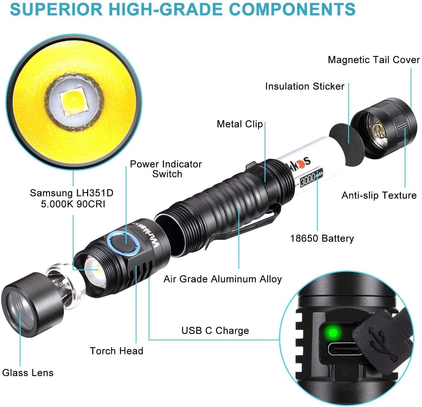 Wurkkos_FC11_EDC_Flashlight_Review_Aluminium_18650_maxgearedc.com_EDC_GEAR_OUTDOOR_TESTING_and_SHORT_REVIEWS_1