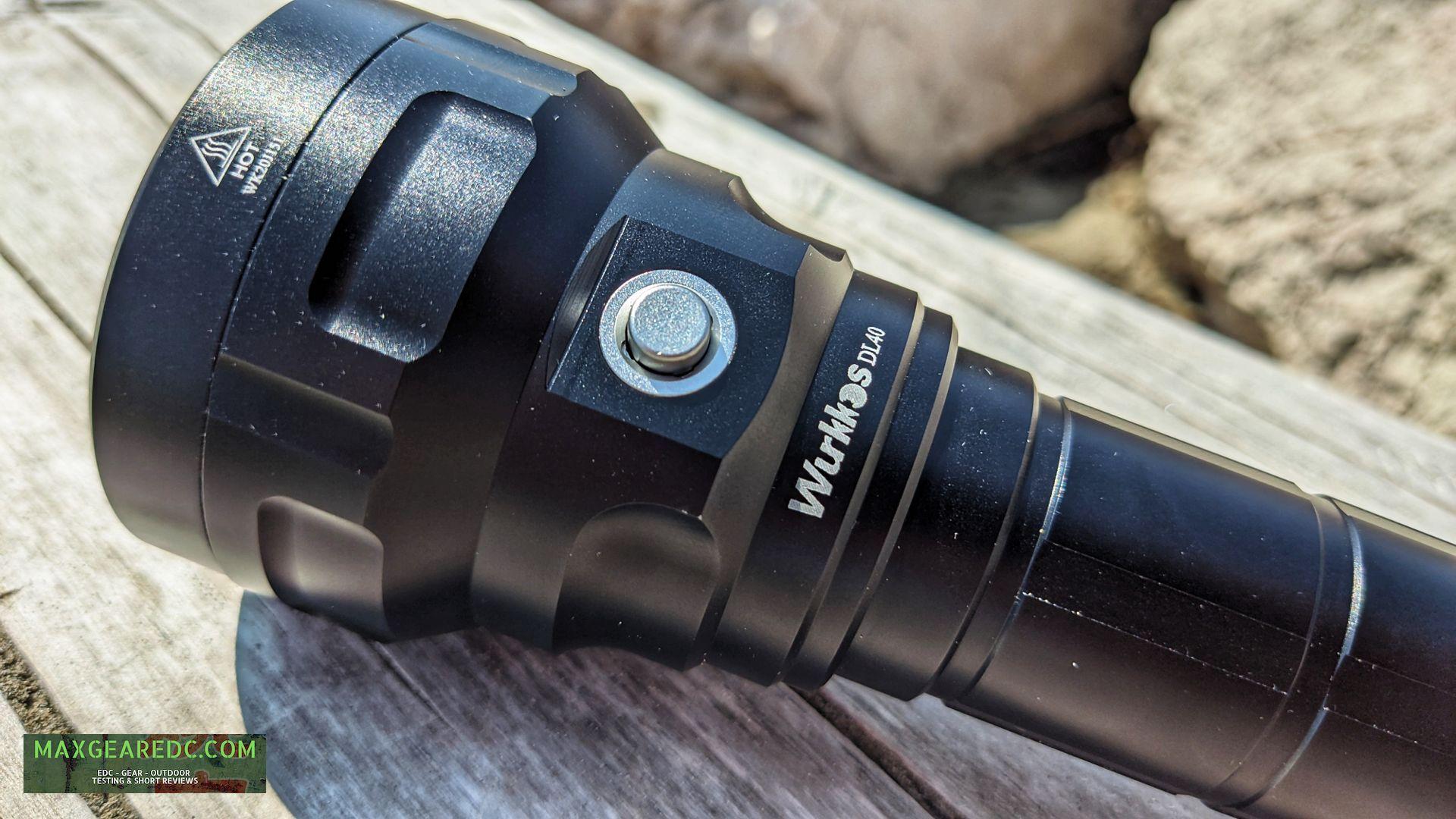Wurkkos_DL40_Diving_Flashlight_Review_Aluminium_26650_maxgearedc